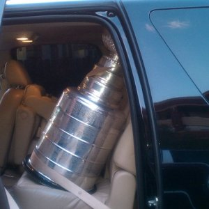 Proud Transportation Provider for Chicago Blackhawks Stanley Cup Championsips, 2011 & 2013